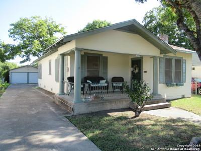 Single Family Home For Sale: 630 E Highland Blvd