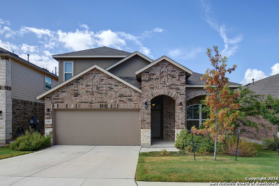 Bexar County Single Family Home Active Option: 12902 Lone Star Leaf