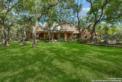 New Braunfels Single Family Home For Sale: 26162 Lewis Ranch Rd
