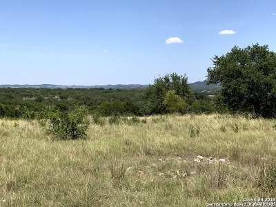 Bandera Residential Lots & Land For Sale: 137 Bridle Ridge