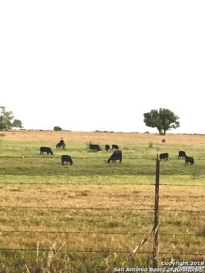 Floresville Farm & Ranch For Sale: 53.0 Acres County Road 134