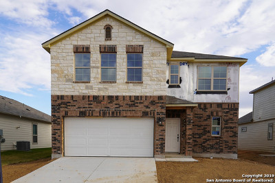 Converse Single Family Home Back on Market: 10507 Penelope Way