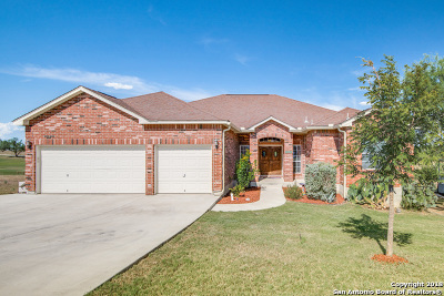 Floresville Single Family Home For Sale: 128 Grand Vw