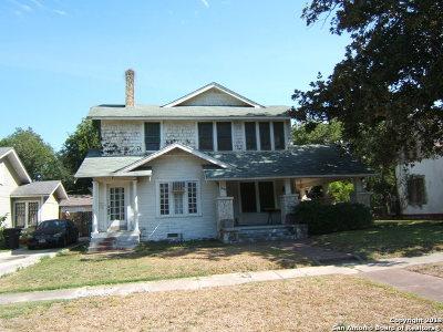San Antonio TX Multi Family Home Back on Market: $199,000