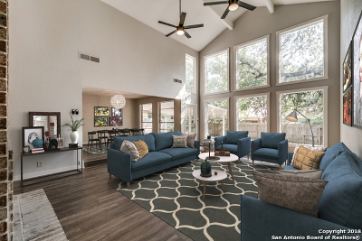 San Antonio Single Family Home Back on Market: 15623 Big Trail Dr