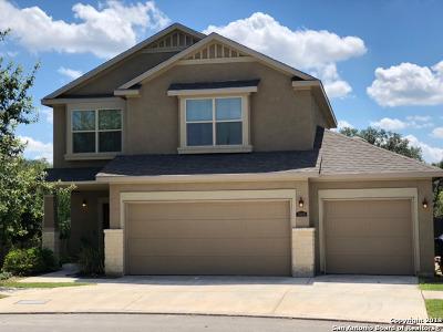 San Antonio Single Family Home For Sale: 20206 Ashford Vista