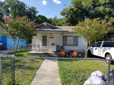 Single Family Home For Sale: 943 Keats St