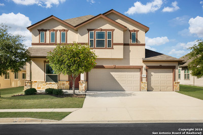Converse Single Family Home Active Option: 10437 Macarthur Way