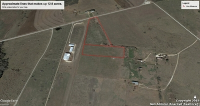 Guadalupe County Residential Lots & Land For Sale: Tbd Fm775