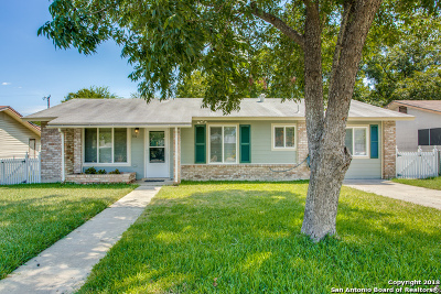 San Antonio Single Family Home For Sale: 518 E Villaret Blvd