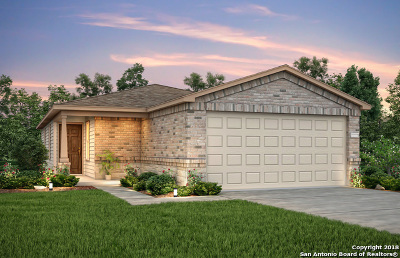 New Braunfels Single Family Home Price Change: 256 Mistflower