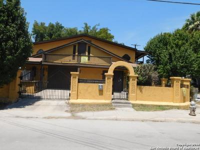 Tobin Hill Single Family Home For Sale: 819 E Euclid Ave
