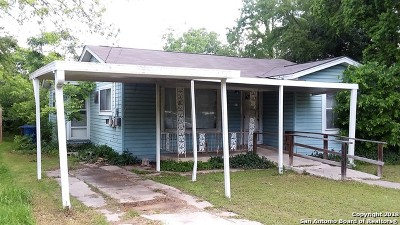 Single Family Home For Sale: 523 Lincolnshire Dr