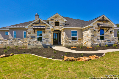 Spring Branch Single Family Home For Sale: 1217 Paladin Trail