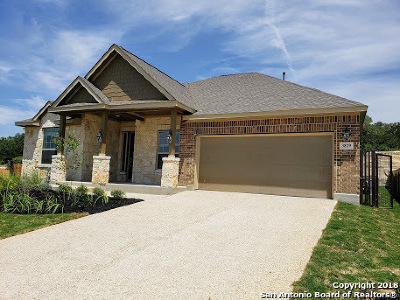 Bulverde Single Family Home For Sale: 3829 Cassia Court