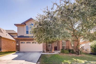 San Antonio Single Family Home Price Change: 6239 Ozona Mill