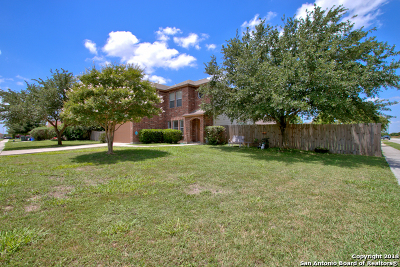 Seguin Single Family Home For Sale: 3420 Santa Fe Trl