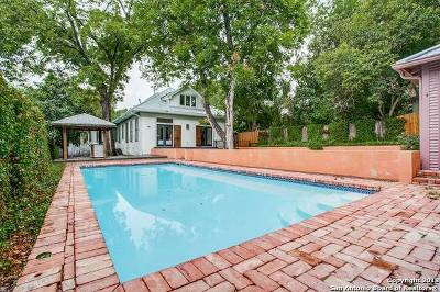 Alamo Heights Rental For Rent: 123 Kennedy Ave