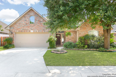 Helotes Single Family Home Price Change: 9335 Llano Verde