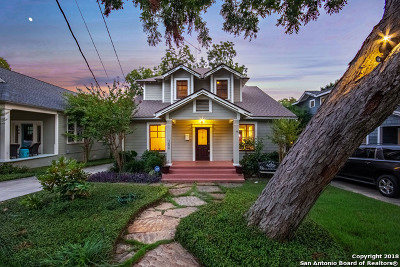 Alamo Heights Rental For Rent: 308 Abiso Ave