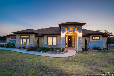 New Braunfels Single Family Home For Sale: 1515 Decanter Dr.