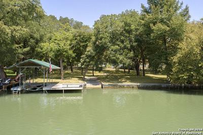 Seguin Residential Lots & Land For Sale: 2673 Blumberg Park