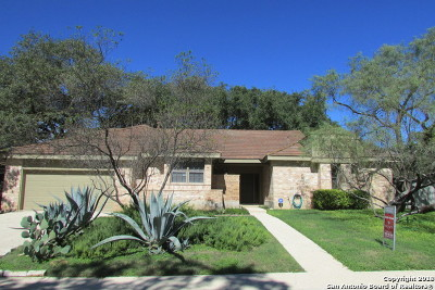 San Antonio Single Family Home For Sale: 2903 Hunters Horn St
