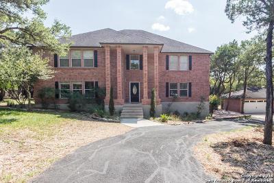 San Antonio Single Family Home Price Change: 23131 S Fork