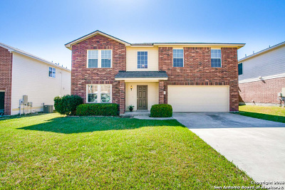 Cibolo Single Family Home Active Option: 109 Hidden Fawn