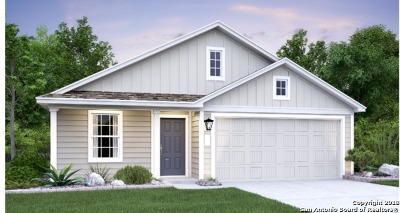 New Braunfels Single Family Home Back on Market: 445 Moonvine Way