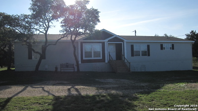 Bandera County Single Family Home For Sale: 1683 Timbercreek Rd