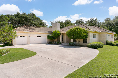 Boerne Single Family Home For Sale: 29363 Duberry Rdg