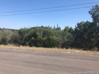 New Braunfels Residential Lots & Land For Sale: 1582 Moon View Dr