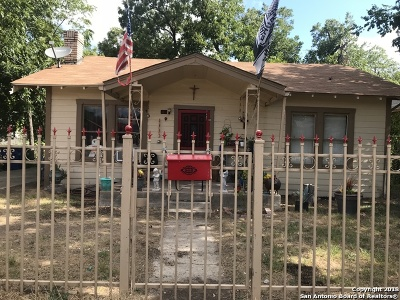 Single Family Home For Sale: 105 Clutter Ave