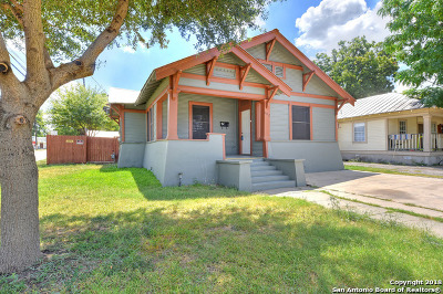 Single Family Home For Sale: 902 W Gramercy Pl