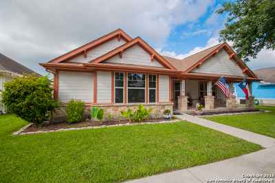 New Braunfels Single Family Home Active Option: 515 Jo Lynn