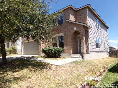 Bexar County, Comal County, Guadalupe County Single Family Home For Sale: 1418 Hunters Plane