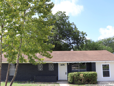 San Antonio Single Family Home For Sale: 7402 Westfield Blvd