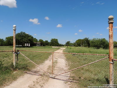 Residential Lots & Land For Sale: 12621 S Zarzamora St