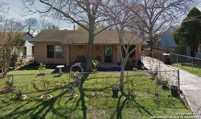 Single Family Home For Sale: 318 Cravens Ave