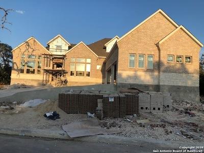 San Antonio Single Family Home Price Change: 27132 Highland Crest