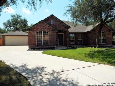 Helotes Single Family Home Price Change: 9304 Scotty Oaks
