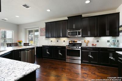 Schertz Single Family Home Price Change: 11913 Spoke Hollow