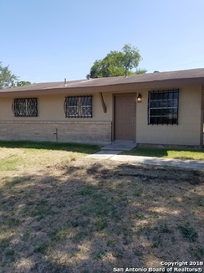 San Antonio Single Family Home Back on Market: 6222 Apple Valley Dr
