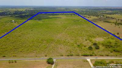 Seguin Residential Lots & Land For Sale: 2720 Elm Creek Rd