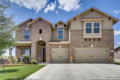 Cibolo Single Family Home Price Change: 308 Windmill Way
