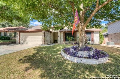 Live Oak Single Family Home Active RFR: 11206 Forest Night