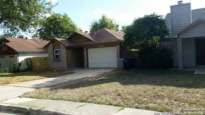 San Antonio Single Family Home For Sale: 15531 Knollforest