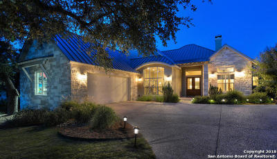 Boerne Single Family Home For Sale: 522 Clubs Dr