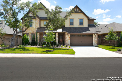 San Antonio Single Family Home For Sale: 3610 Belle Strait